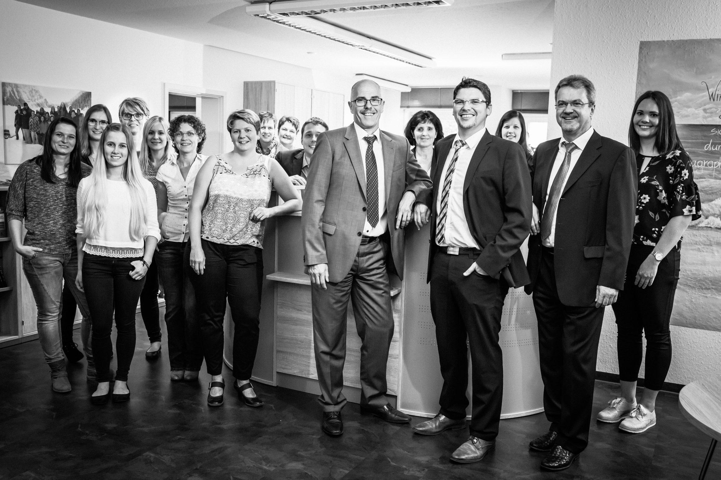 LSK Steuerberater - Teambild